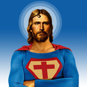 SuperJesus - Superman Jesus Similarities