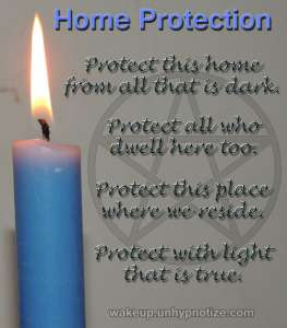 Protection Chant to protect your home. Can be used on someone else's home as well.