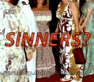 Sinners? Sinning for wearing clothing?